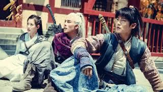 Video 【HD高清音质】严艺丹, 和汇慧 - 问道 | The Taoism Grandmaster OST 玄门大师片头曲 download MP3, 3GP, MP4, WEBM, AVI, FLV Agustus 2018