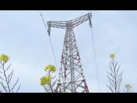World's highest capacity UHVDC transmission line completed | CCTV English