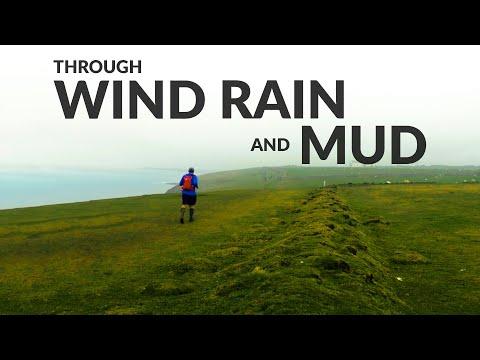 Through Wind Rain and Mud | Vale Ultra 2018 | Run Walk Crawl