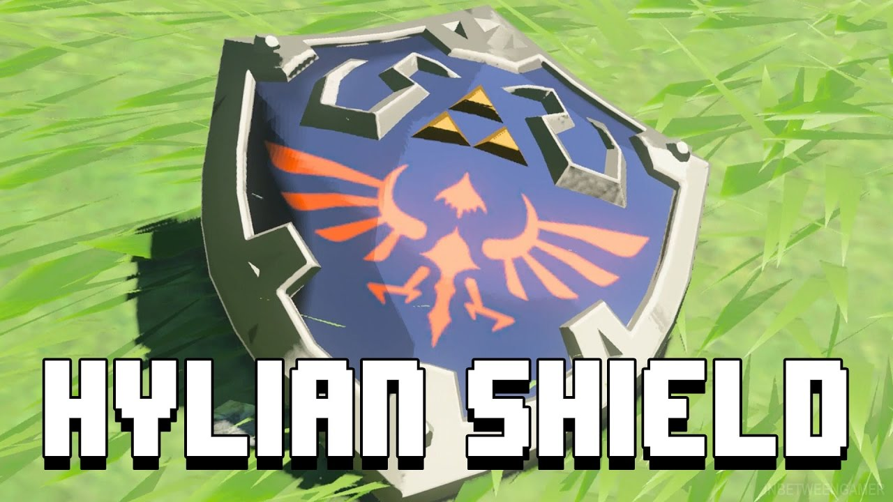 Where To Buy New Hylian Shields The Legend Of Zelda Breath Of The Wild Youtube