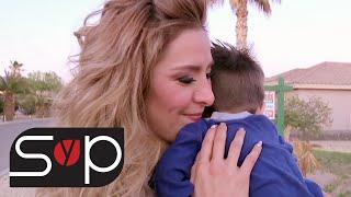 Cristina Eustace dice que Esteban Loaiza la abandonó y que él no ama a su hijo