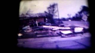 Grand Island NE 1980 Tornado Aftermath