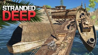 THE JUNKYARD! Stranded Dęep S3 Episode 3