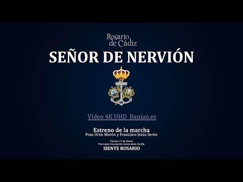 Señor de Nervión - Rosario de Cádiz en Sevilla. Estreno 4K UHD