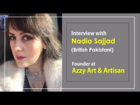 british pakistani nadia