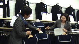 福岡市の学生服専門店「スクールショップジャンプ」です。 先日行った「...