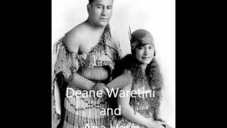 Ana Hato and Deane Waretine - Po Atarau (Now Is the Hour) 1927