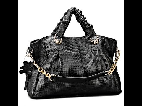 Leather Lady Handbags - made-in-china. thumbnail
