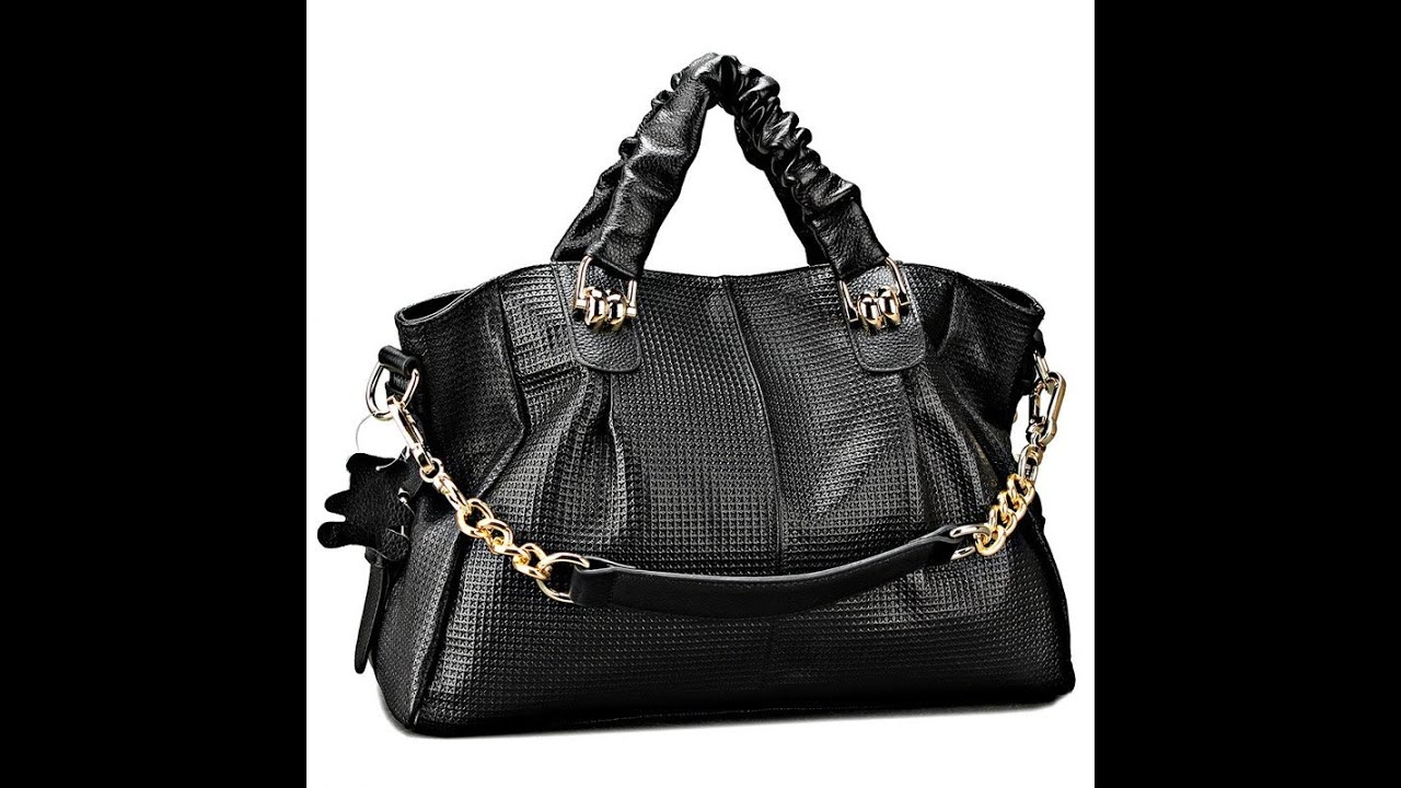 Leather Lady Handbags Made In China