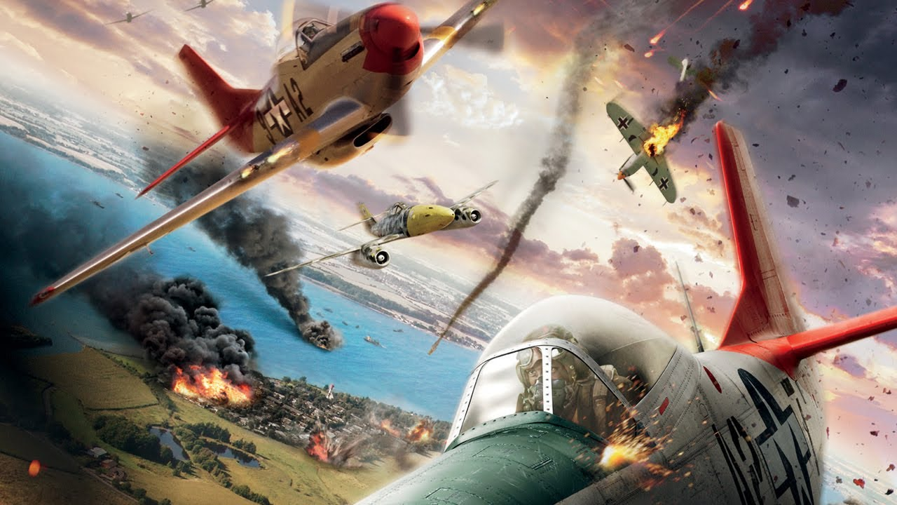 Red Tails Movie Trailer 2011 George Lucas - YouTube