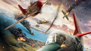 Red Tails Movie Trailer 2011 George Lucas