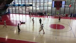 Stag 2016/17, Serie B, Giornata 22, Shaolin Soccer Potenza - Isernia 1-3
