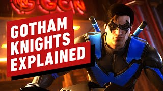 Gotham Knights: Playable Characters, Story, Combat and Dead Batman Explained | DC FanDome