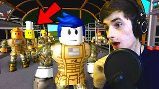 "REACTING TO ""ROBLOX THE LAST GUEST"" *FEATURING ME!*"