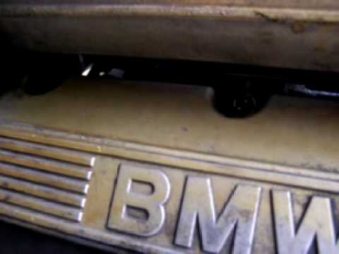 Stukanie panewek BMW M40B18 - YouTube