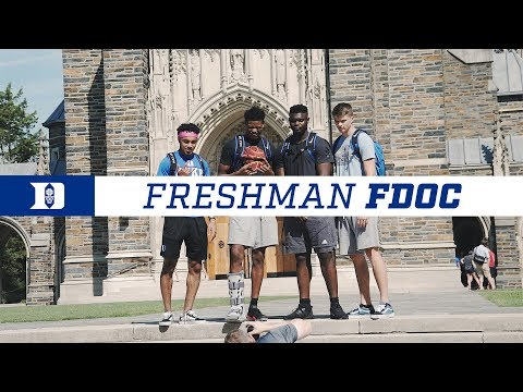 2018 Freshman Summer FDOC (7/2/18) Mp3