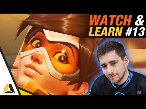 WATCH & LEARN #13 avec SoOn - OVERWATCH FR