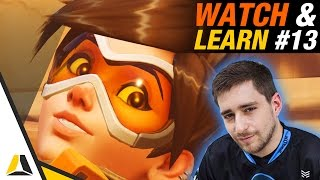 WATCH & LEARN #13 avec SoOn - OVERWATCH FR thumbnail