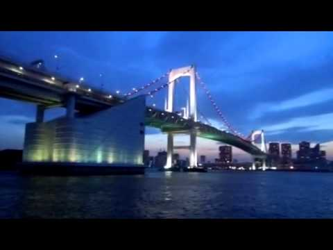 Odaiba - Tokyo boat ride