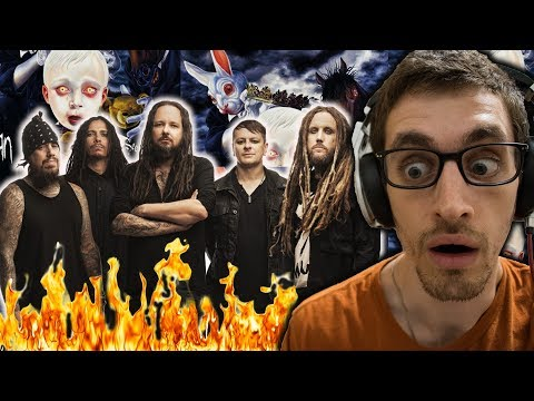 Hip-Hop Head's FIRST TIME Listening to KORN: Coming Undone REACTION
