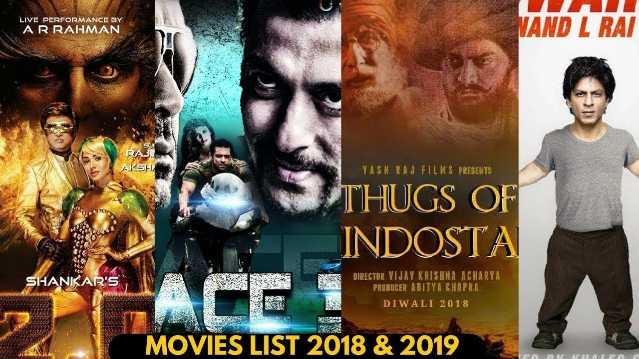 New Hindi Movei 2018 2019 Bolliwood: 10 Most Awaited Upcoming Bollywood Movies 2018
