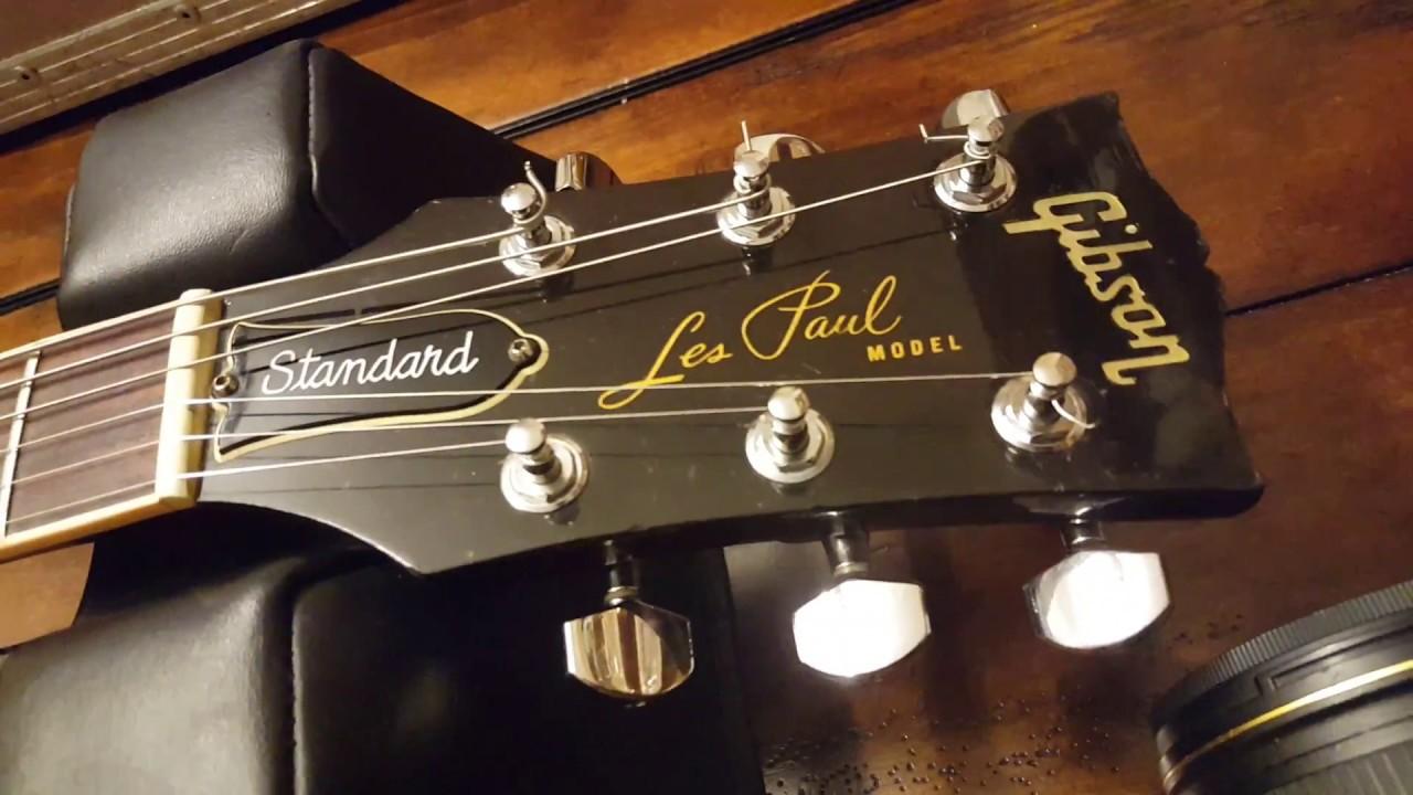 Gibson Les Paul Double Cuts Patrick Hansen