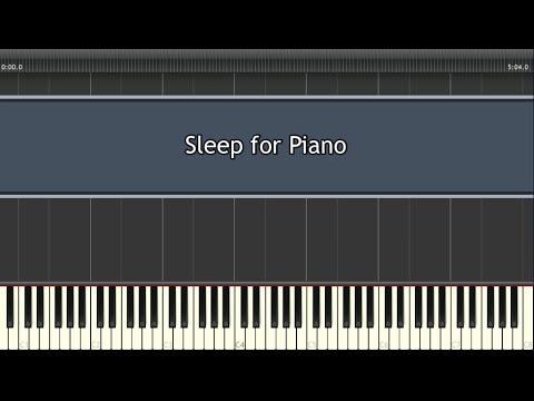 Sleep - Eric Whitacre (Synthesia)