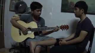 Guitar cover : Chỉ cần em hạnh phúc - Trung Kid ft Huy Leo