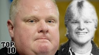 TOP 10  ROB FORD Facts You Didn't Know