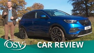 OSV Vauxhall Grandland X 2017 In-Depth Review
