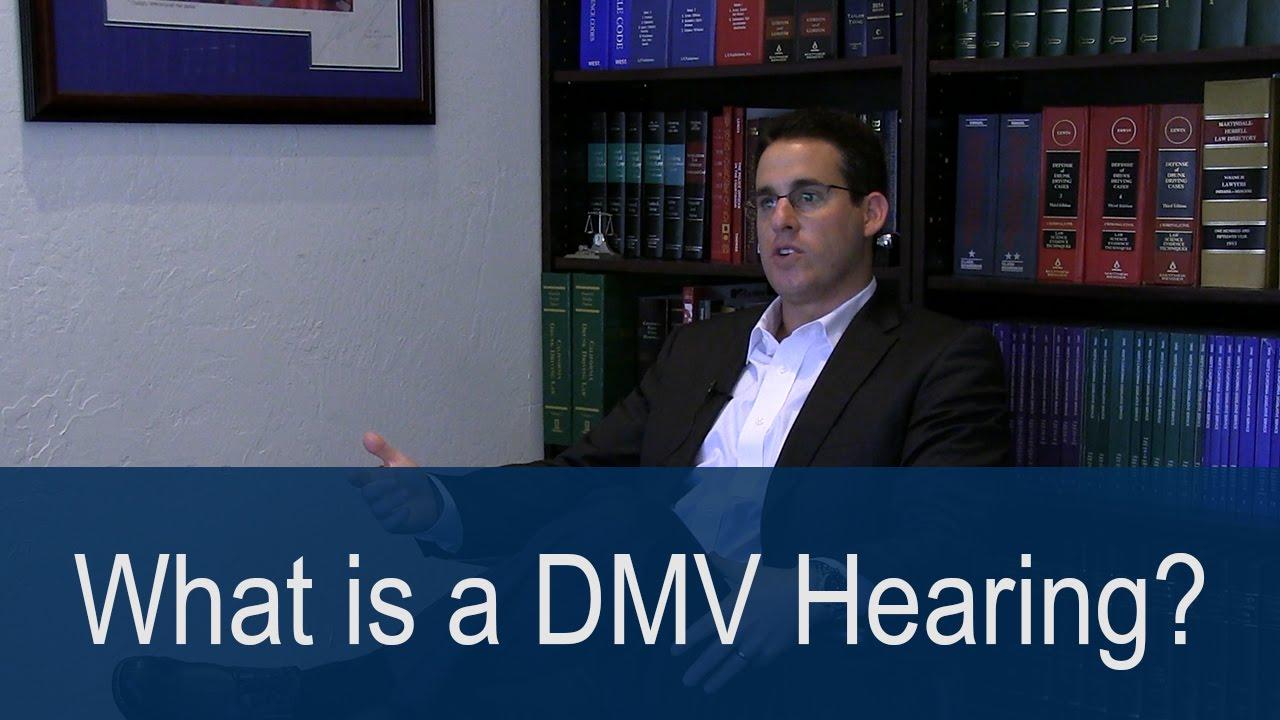 California DMV Lawyers & DMV Hearings | WK