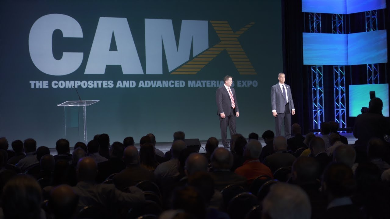 Looking back on CAMX 2019