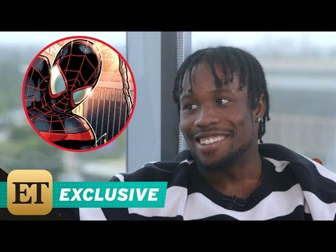 'The Get Down' Star Shameik Moore Talks Animated 'Spider-Man' Movie and His Full Circle Moment