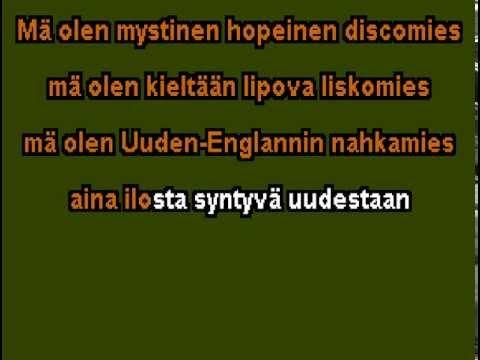 J. Karjalainen   Mennyt Mies   Karaoke