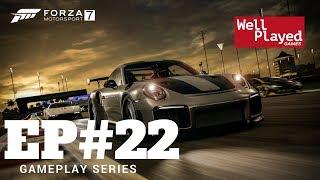Forza Motorsport 7 Ep22 Epic Track!