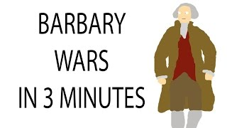 Barbary Wars | 3 Minute History