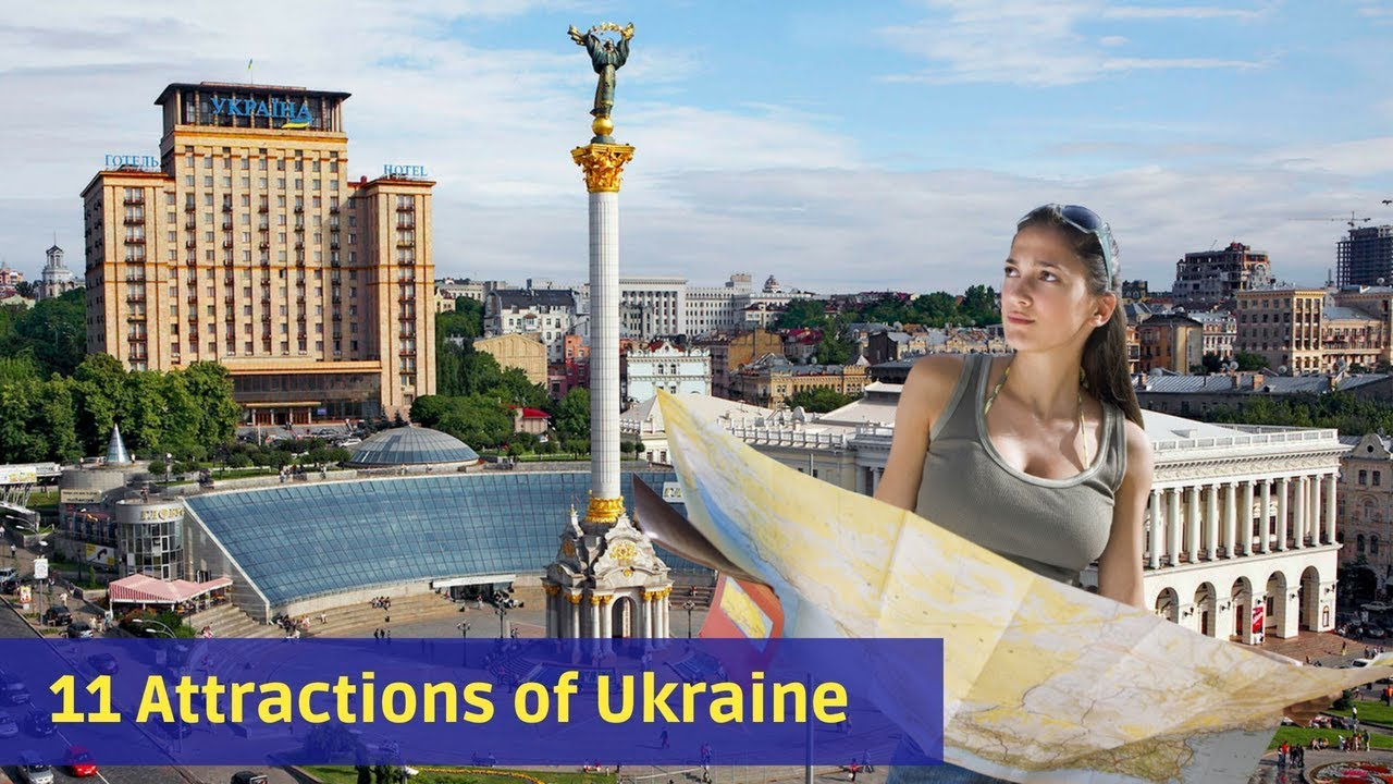 Prime 11 Locations to go to in Ukraine | Ukraine sightseeing & Ukraine