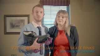 Sponsor for a Day Finalist for Munster- RollerJam Roller Skate Rinks