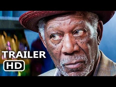 GOING STYLE Official Trailer (2017) Morgan Freeman, Michael Caine, Zach Braff Comedy Movie HD