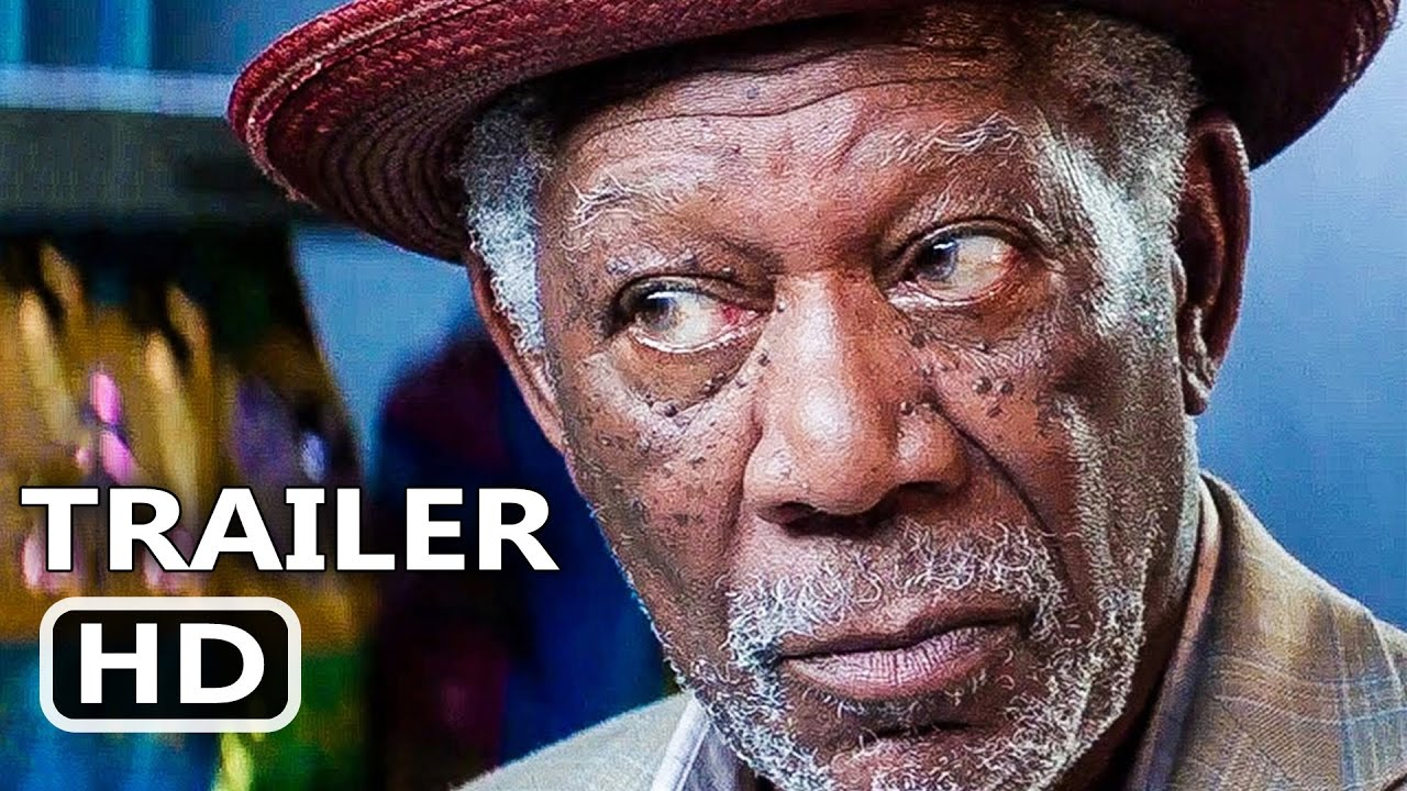 GOING IN STYLE Official Trailer (2017) Morgan Freeman ...