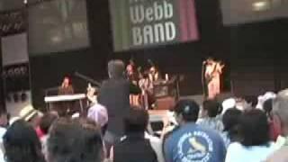 Noel Webb concert Japan