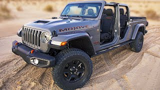 2020 Jeep Gladiator Mojave – Ready to fight the Ranger Raptor