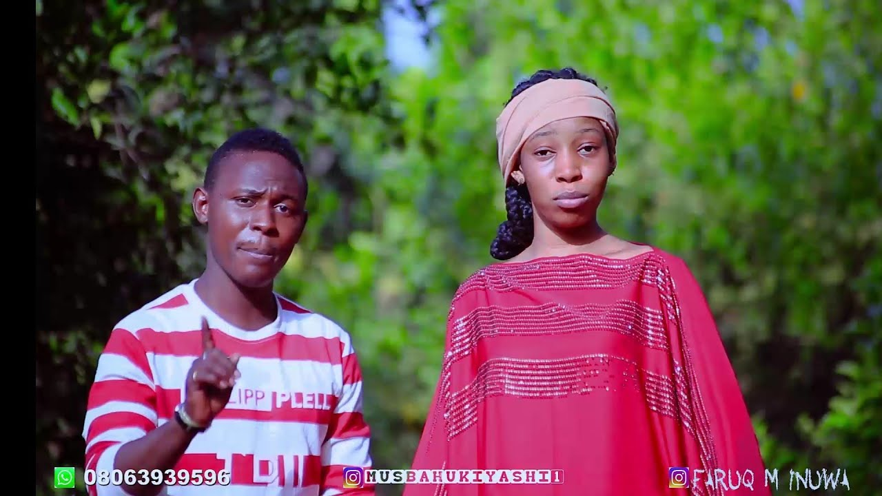 Download Sajidah - Faruk M. Inuwa Ft. Masaturata Video Song 2020