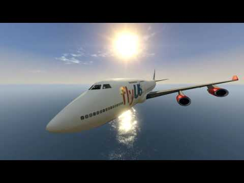 GTA V Fly Us Airline #2