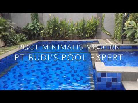 pt budi 39 s pool kolam renang minimalis d 39 hoeds