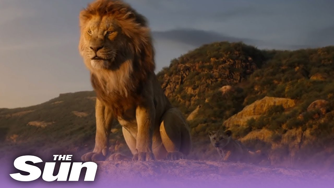 The Lion King 2019 Official Trailer Hd