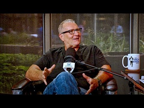 "Ed O'Neill of ABC's ""Modern Family"" Joins The Rich Eisen  InStudio  Full   92617"