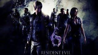 Resident Evil 6 - PC Gameplay