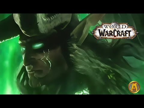 7.3.5 Illidan's Final Words to Malfurion & Tyrande [Voiceover]