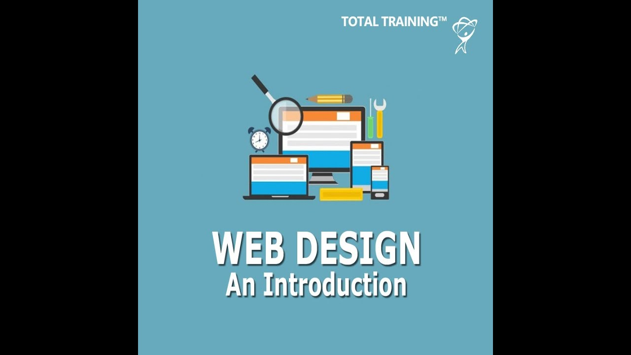 An Introduction To Web Design Lesson 1 Youtube